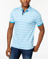 Club Room Men's Palomino Striped Polo, Only at Macy's