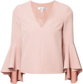 Milly bell sleeve blouse