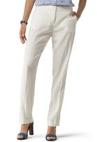 Tommy Hilfiger Final Sale- Crisp Linen Pant