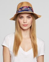 Eugenia Kim Genie by Billie Wide-Brimmed Straw Fedora