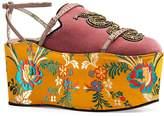 Gucci Elaisa 3-in-1 Platform Shoes