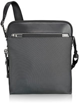 Tumi Arrive Pewter Lucas Crossbody