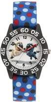 Disney Disney's Puppy Dog Pals Rolly & Bingo Kids' Time Teacher Watch