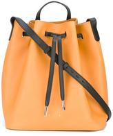 Pb 0110 bucket shoulder bag - women - Leather - One Size