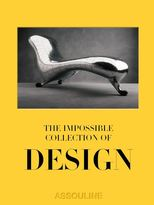 Assouline The Impossible Collection of: Design book