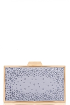 Quiz Grey Jewel Box Bag