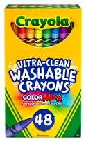 Crayola UltraClean Crayons Washable 48ct