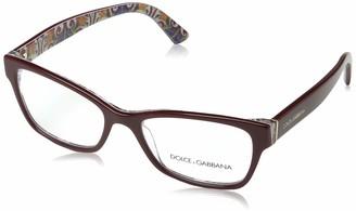 Dolce & Gabbana Women's 0DG3274 Optical Frames