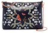 Ted Baker Marissa Kyoto Gardens Leather Crossbody Bag