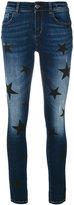 Twin-Set skinny star jeans - women - Cotton/Polyester/Spandex/Elastane - 26