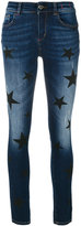 Twin-Set skinny star jeans - women - Cotton/Polyester/Spandex/Elastane - 27