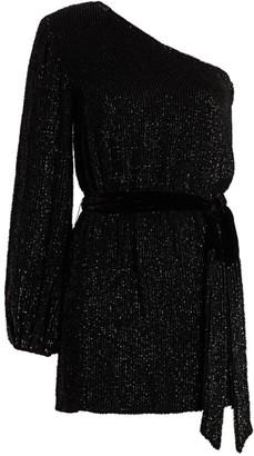 retrofete Bridget Sequin Dress