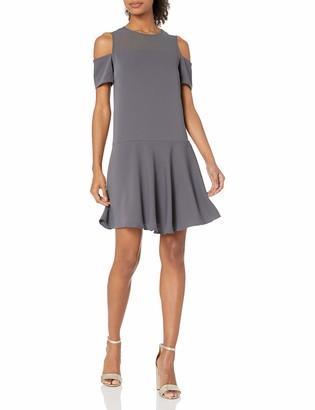 Cooper & Ella Women's Emilia Cold Shoulder Dress
