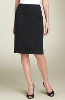 HUGO BOSS BOSS Black 'Veronice' Signature Skirt