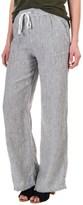 Artisan NY Pinstripe Drawstring Pants (For Women)