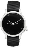 Miansai 'M24' Nylon Strap Watch, 39mm