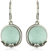 Nine West VINTAGE AMERICA Sea Foam Drop Earrings