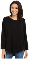 Culture Phit Anika French Terry Long Sleeve Top
