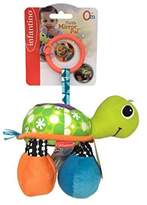 Infantino Turtle Mirror Pal Soft Toy, Green