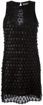 Cacharel scale effect dress - women - Polyester - 36