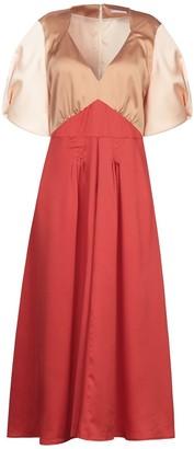 REJINA PYO 3/4 length dresses