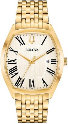 Bulova Men's Classic Ambassador Bracelet Watch, 37mm