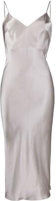 Gilda & Pearl Mid-Length Silk Dress