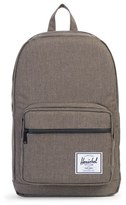 Herschel Men's 'Pop Quiz' Backpack - Beige