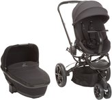 Quinny Moodd Tukk Travel System - Black Irony