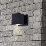 Bronx Wetumka LED Outdoor Armed Sconce Ivy