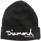 Diamond Supply Co. Men's OG Script Beanie