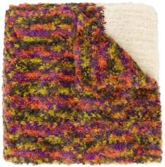 Jacquemus Oversized Knitted Winter Scarf