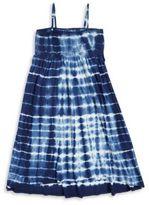 Jessica Simpson Girls Issy Tie-Dye Dress