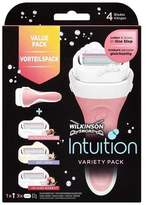 Wilkinson Sword Intuition Blade Variety pack