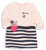 Little Marc Jacobs Baby Girl's Essential Trompe L'oeil Dress