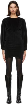 Isabel Marant Black Dilavio Dress
