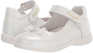 Primigi 54021 (Infant/Toddler) (White) Girl's Shoes