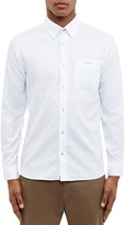 Ted Baker Themonk Oxford Regular Fit Button Down Shirt