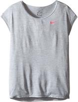 Nike Short Sleeve Training Top (Little Kid/Big Kid)