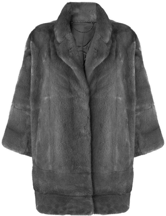N.Peal oversized coat