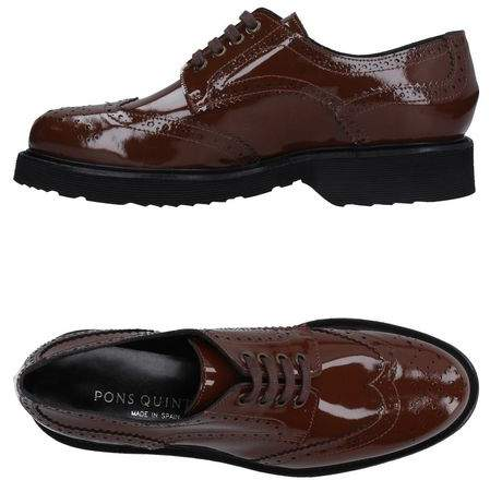 Pons Quintana Lace-up shoe