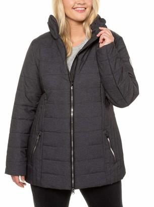 Ulla Popken Women's Steppjacke Jacket