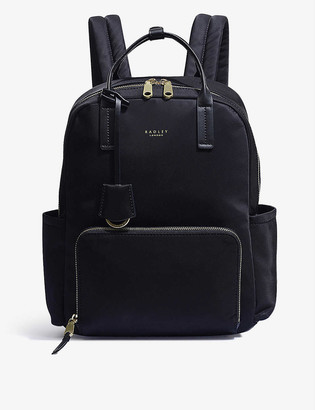Radley + Co Finsbury Park small recycled nylon backpack