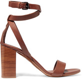 Vince Farley Leather Sandals - Tan