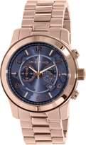 Michael Kors Men's Large Runway MK8358 Rose Stainless-Steel Quartz Watch