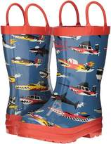 Hatley Monster Boats Rain Boots (Toddler/Little Kid)