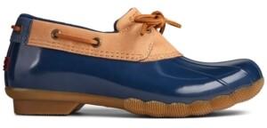 Sperry Women's Saltwater 1-Eye Duck Booties Women's Shoes