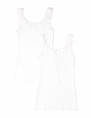 Iris & Lilly Amazon Brand Women's Vest Pack of 2