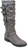 White Mountain Women's Lexington Knee High Slouch Boot