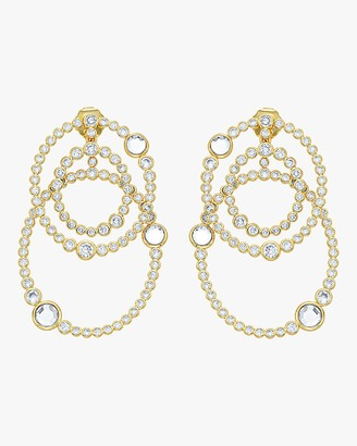 Isharya Modern Maharani Athena Multi-Layered Earrings